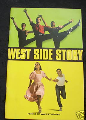 West Side Story a the Prince of Wales Theatre