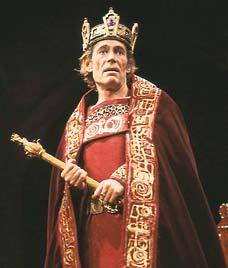 Peter O'Toole as Macbeth 1980